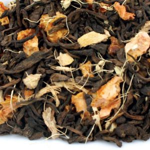 pu-erh loose leaf tea